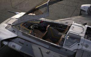 Star Wars Tri Wing S 91x Pegasus Starfighter 003