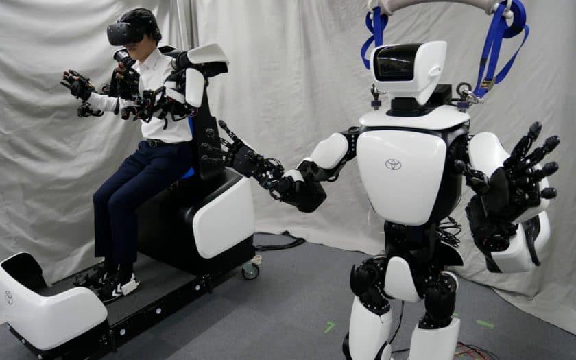 Toyota Roboter