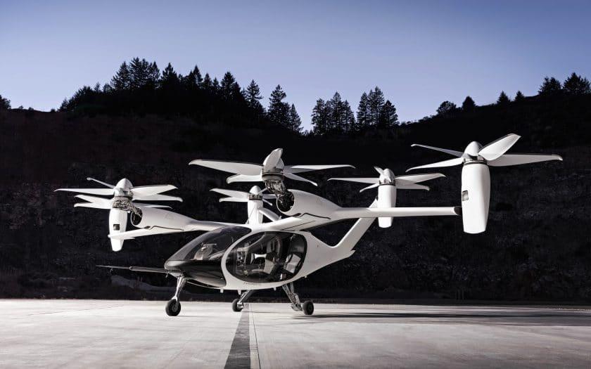 64816 toyota joby aviation