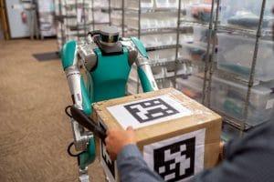 Roboter Digit 002