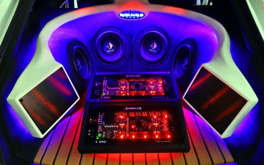 Soundanlage Audi A6 Avant 009