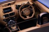 Aston Martin Vantage Roadster Innenraum