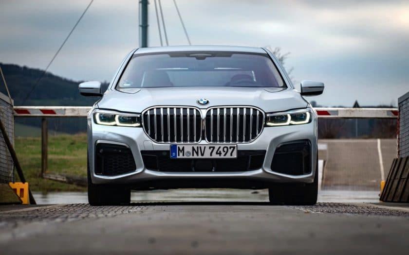 BMW 7er 007