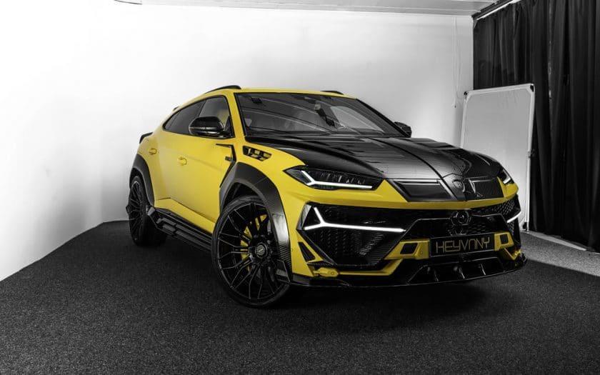 Lamborghini Urus Tuning SUV 001