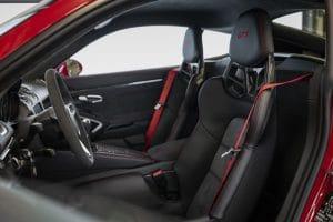 Porsche 718 GTS 4.0 Innenraum2