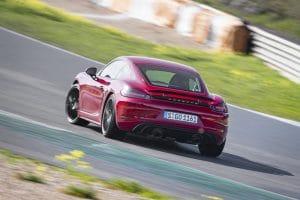 Porsche 718 GTS 4.0 2