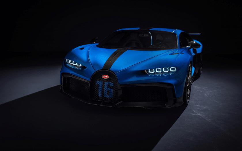 Bugatti Chiron Pur Sport4