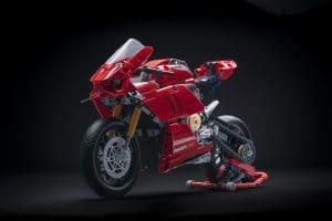 07 Ducati Panigale V4 R LEGO  Technic  UC154223 High