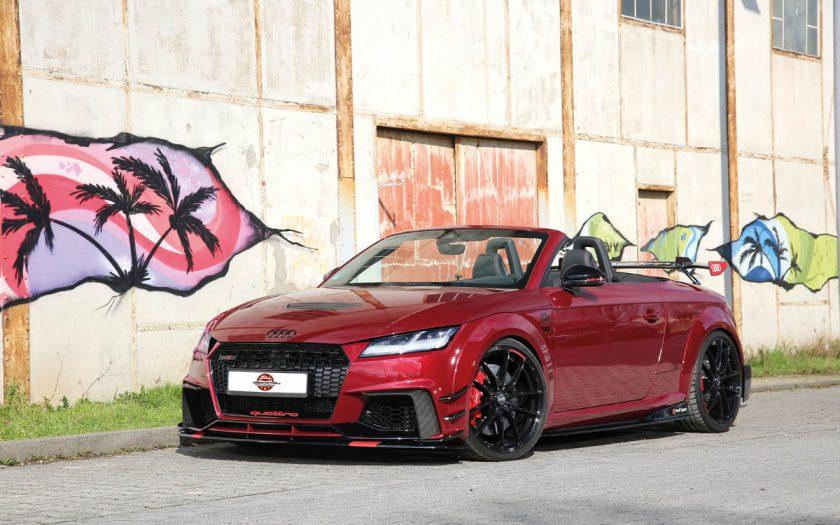 08 Audi TT RS Urban