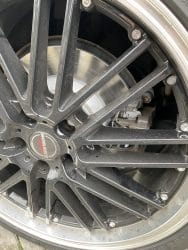 Audi TT Roadster Bremsscheiben