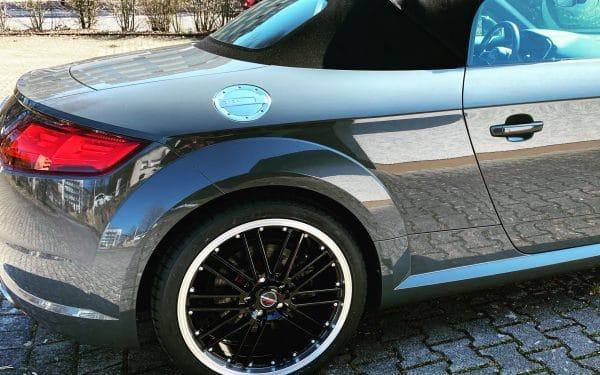 Audi TT Roadster Felgen Borbet CW2