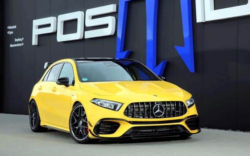 Mercedes A Klasse Tuning 001