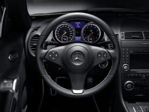 Mercedes kapazitives Lenkrad