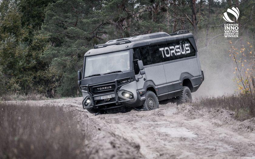 Torsus Geländebus