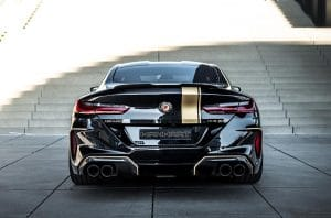 BMW M8 Competition Tuning