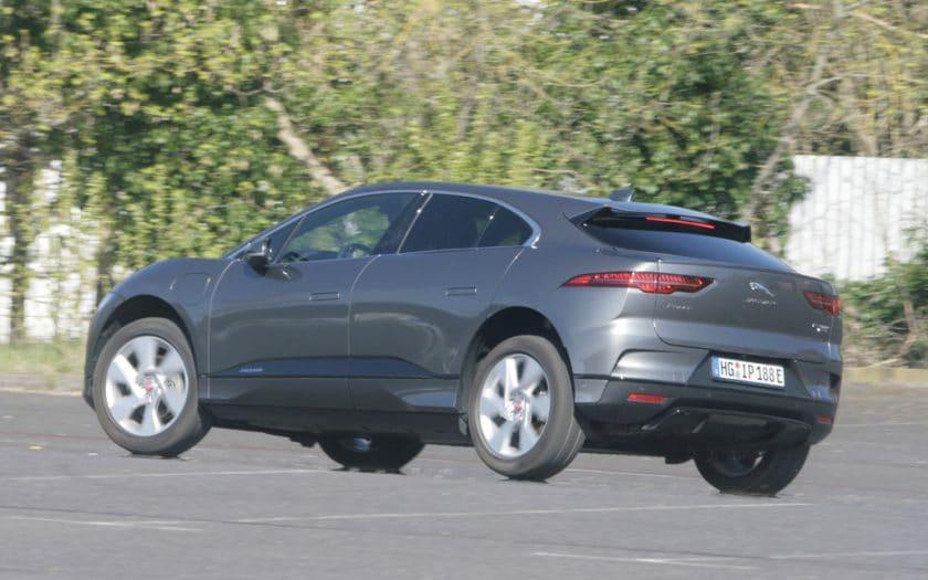Jaguar I-Pace. Probefahrt