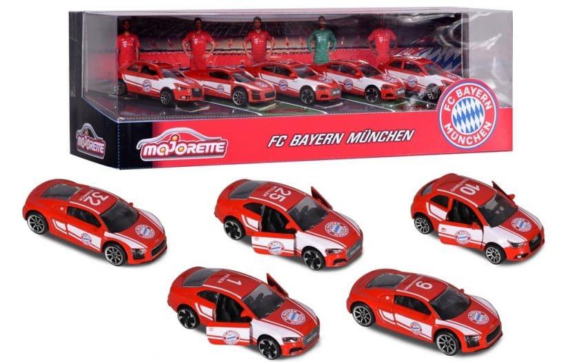 Majorette FC-Bayern Spielzeugautos
