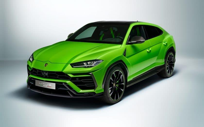 Lamborghini Urus Edition