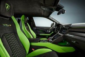 Lamborghini Urus Edition Innenraum