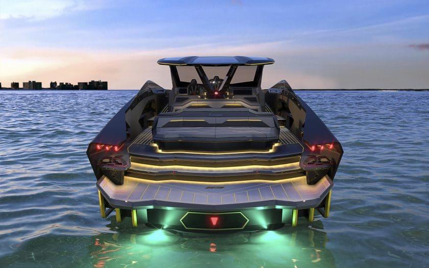 Lamborghini Motoryacht