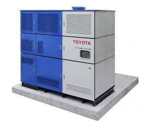 Brennstoffzellengenerator