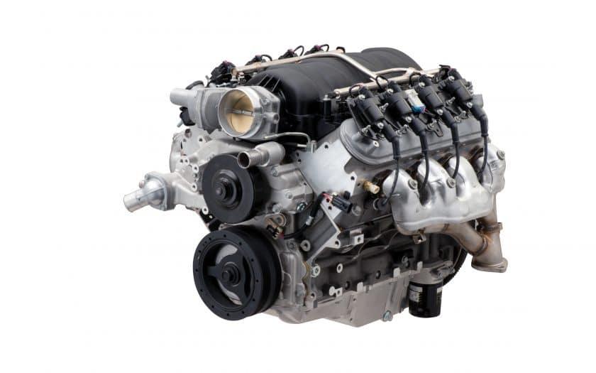 Chevrolet Performance LS427/570