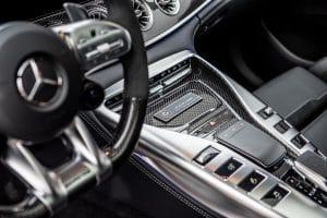 Mercedes AMG GT 63 Tuning Innenraum