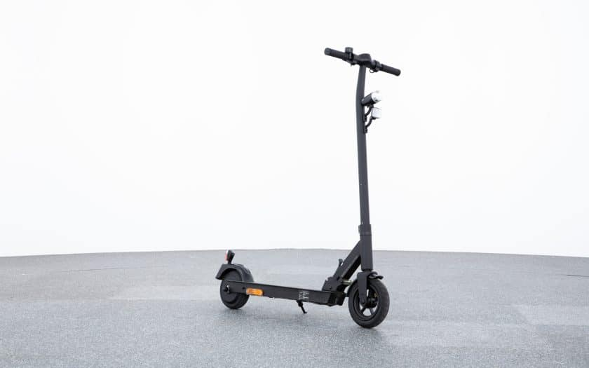 E-Scooter Test 2020