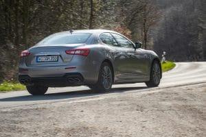 Maserati Ghibli Gran Sport Probefahrt