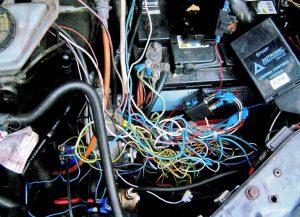 Auto Startknopf nachrüsten