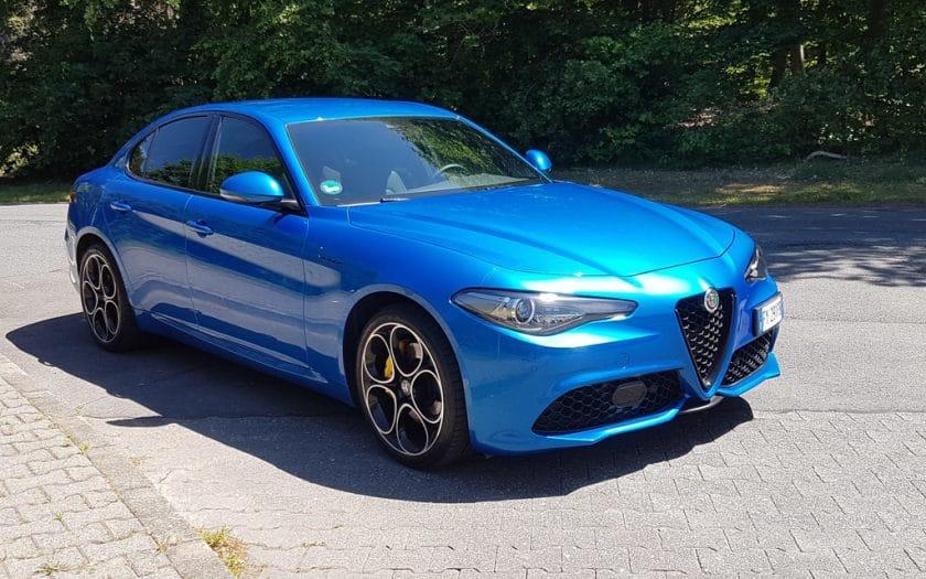 Modelländerungen Alfa Romeo Stelvio und Giulia