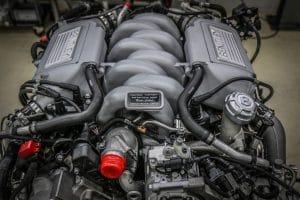 Bentley Mulsanne V8 EOP