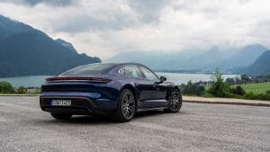 Porsche Taycan Turbo S Test