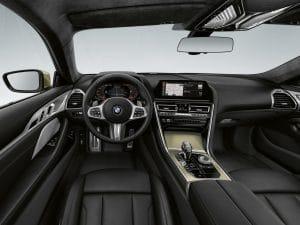 BMW 8er Golden Thunder Innenraum