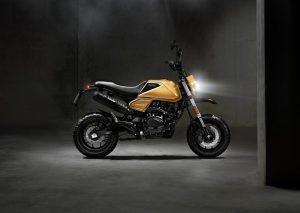 Brixton Motorräder Crossfire 125 XS