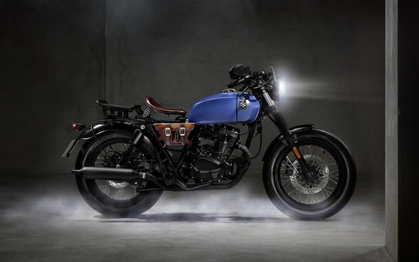 Brixton Motorräder Rayburn 125