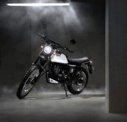 Brixton Motorräder Felsberg 125 XC