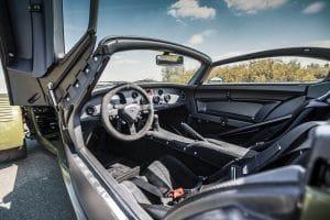 Donkervoort D8 GTO-JD70 Innenraum