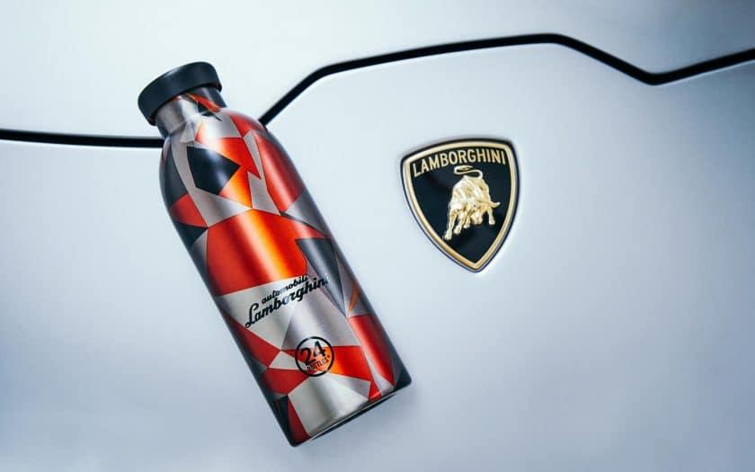 Lamborghini Trinkflasche
