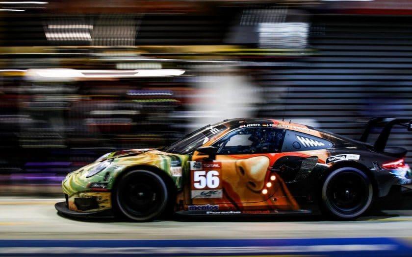 Art Car Porsche 911 RSR