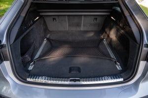 Audi RS 6 Avant Probefahrt Kofferraum
