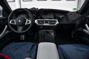 BMW M3 2021 Innenraum