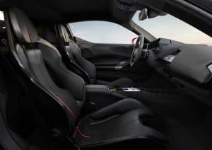 Ferrari SF 90 Stradale Innenraum