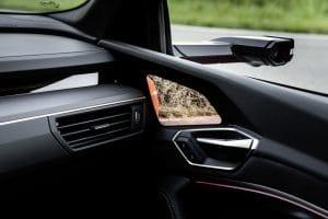Audi e-Tron S Sportback Innenraum