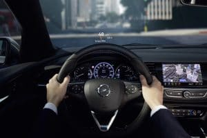 Opel Insignia Innenraum
