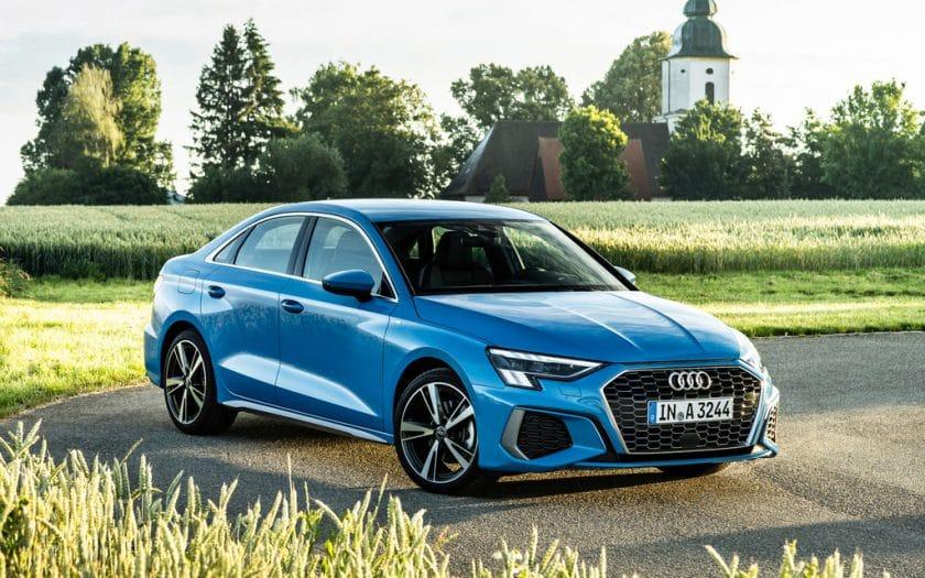 Audi A3 Probefahrt