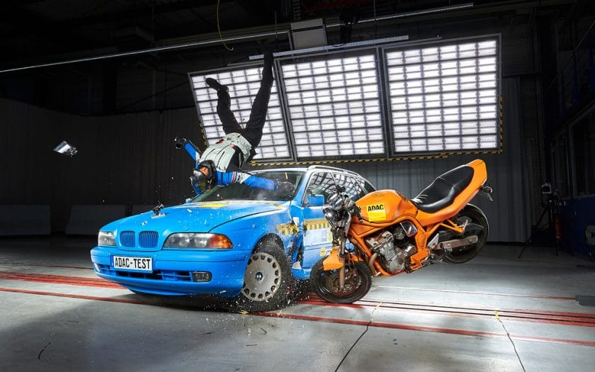 ADAC Airbag Jacken Test