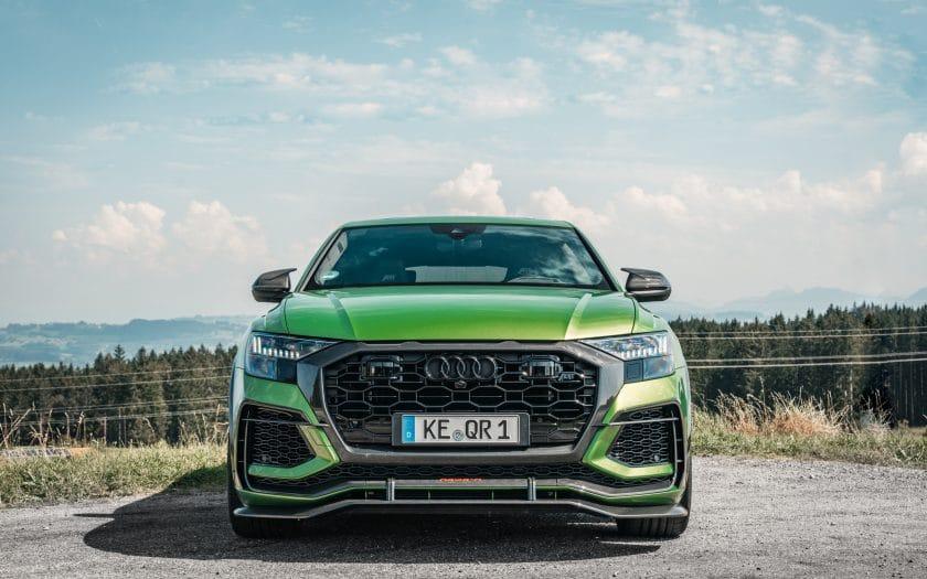 Audi RSQ8 Tuning