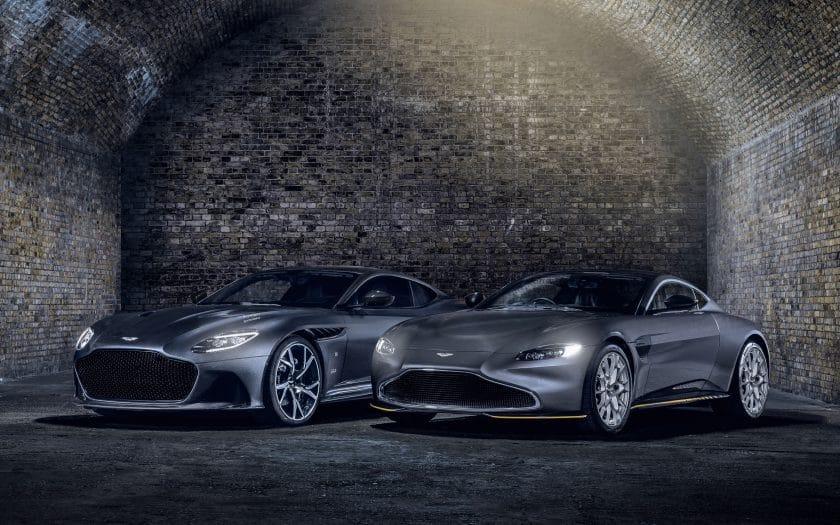 Aston Martin DBS Superleggera 007Edition