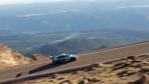 Porsche 911 Pikes Peak